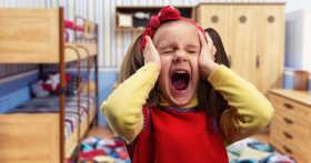 Как бороться с истерикой у детей
