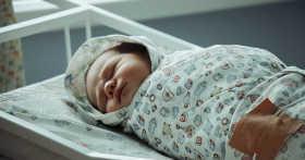 Как младенцы содержатся в роддоме