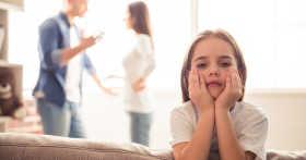 Как сказать ребенку о разводе родителей?