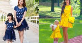 Стильная, как мама. Девичья мода сезона лето-осень 2019 года
