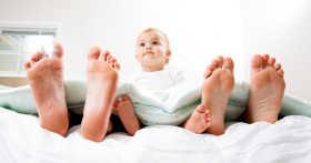 7 советов как приучить малыша спать отдельно от родителей