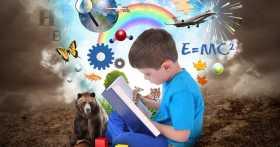 Как развивать фантазию у ребенка: интересные игры на воображение