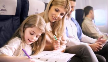 7 литературных игр во время поездок с детьми