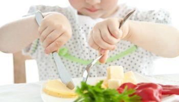 7 правил питания детей до 5 лет