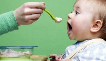 12 правил питания детей от 1 до 3 лет