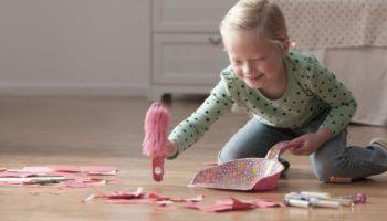 10 способов приучить ребенка к порядку