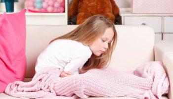 Что делать когда у ребёнка рвота и понос без температуры