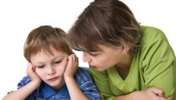 Как общаться с непослушныи ребенком?