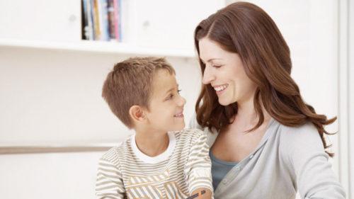 Общение с мамой