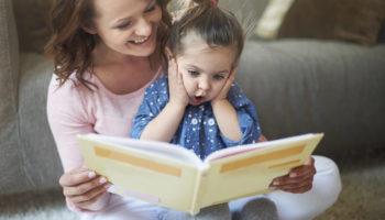 В чем польза чтения книг детям