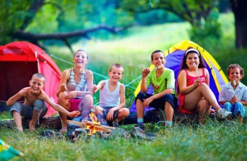 Чем занять детей во время летних каникул