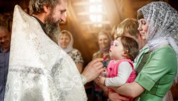 Выбор крестных родителей и их обязанности