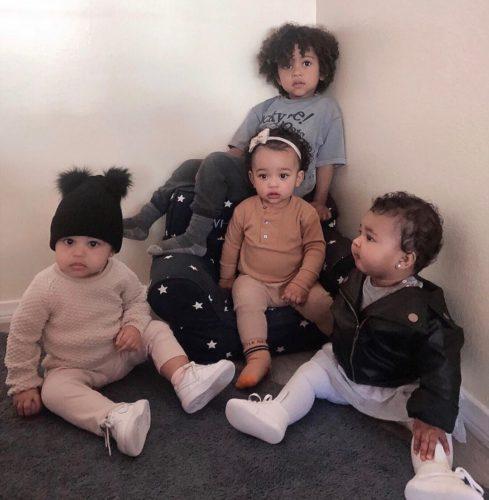 Четвертый ребенок Ким Кардашьян