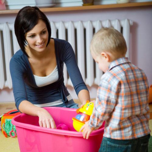 8 шагов по приучению ребенка к порядку