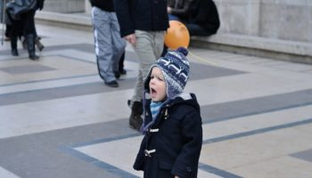 Без паники: как действовать, если потерялся ребёнок