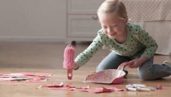 Приучение ребенка к порядку: 8 шагов