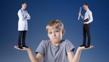 Как родители могут помочь ребёнку в выборе будущей профессии