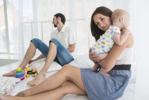Когда рождается ребенок в семье