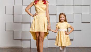 Маленькая принцесса: как воспитать чувство стиля у дочери