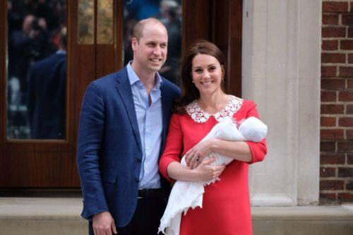 Третьему ребенку принца Уильяма и Кейт Мидллтон исполнился один годик