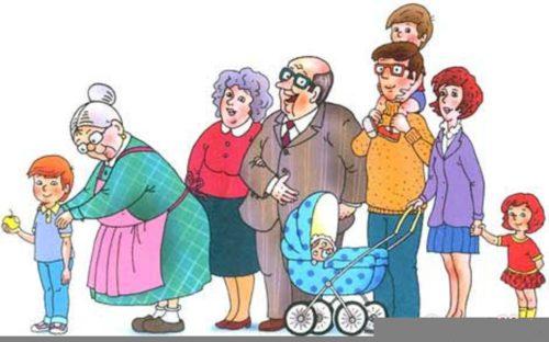 Заниматься таким воспитанием должны все члены семьи в кооперации