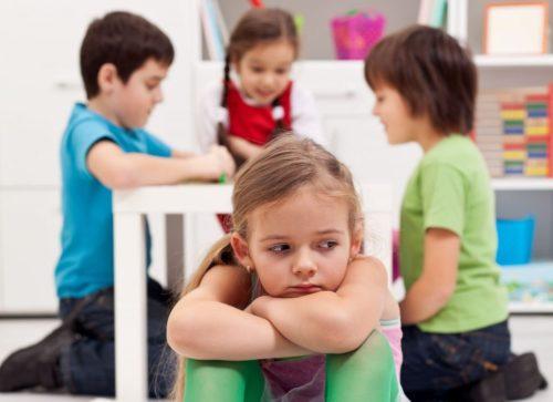 Как научить ребёнка быть общительным