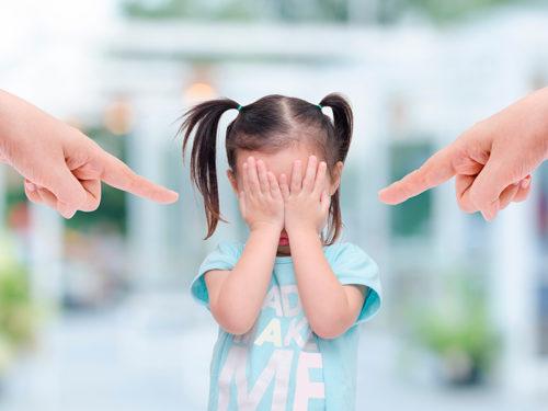 Распространённые ошибки родителей
